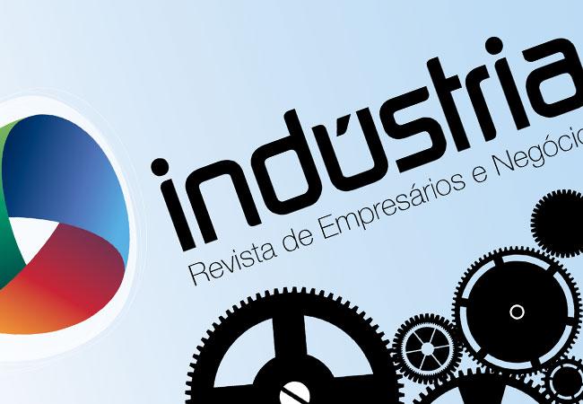 Revista Indústria 94 em preparação