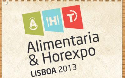 Jornal Oficial da Alimentaria & Horexpo 2013 produzido pela Bleed