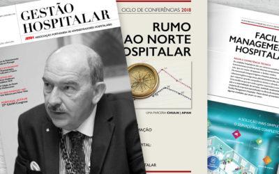 Revista Gestão Hospitalar destaca financiamento da saúde