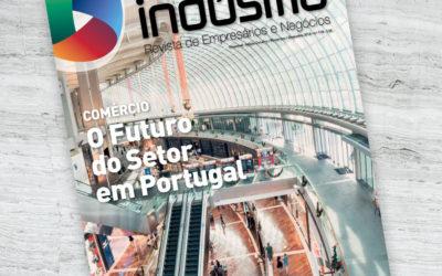 Setor do Comércio em destaque na Revista Indústria